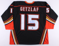 """Ryan Getzlaf Signed Jersey Inscribed """"2007 SC Champs"""" (AJ Sports World COA) at PristineAuction.com"""
