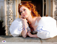 "Amy Adams Signed ""Enchanted"" 11x14 Photo (PSA COA) at PristineAuction.com"