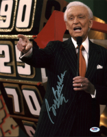 """Bob Barker Signed """"The Price Is Right"""" 11x14 Photo (PSA COA) at PristineAuction.com"""