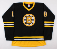 "Adam Sandler Signed ""Happy Gilmore"" Boston Bruins Jersey (JSA COA) at PristineAuction.com"