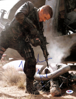 "Christian Bale Signed ""Terminator Salvation"" 11x14 Photo (PSA COA) at PristineAuction.com"