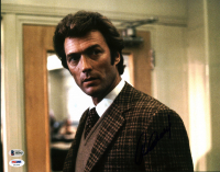 """Clint Eastwood Signed """"Dirty Harry"""" 11x14 Photo (PSA COA & Beckett LOA) at PristineAuction.com"""