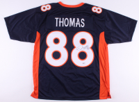 Demaryius Thomas Signed Jersey (Beckett COA) at PristineAuction.com