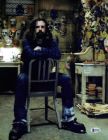 Rob Zombie Signed 11x14 Photo (Beckett COA) at PristineAuction.com