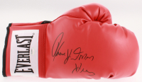 "Thomas ""Hitman"" Hearns Signed Everlast Boxing Glove (Schwartz COA) at PristineAuction.com"