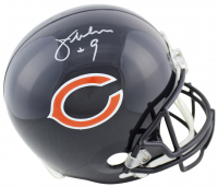 Jim McMahon Signed Bears Full-Size Helmet (Beckett COA) at PristineAuction.com