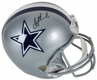 Troy Aikman Signed Cowboys Full-Size Helmet (Beckett COA) at PristineAuction.com