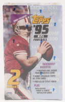 1995 Topps Series 2 Football Unopened Hobby Box of (36) Packs at PristineAuction.com