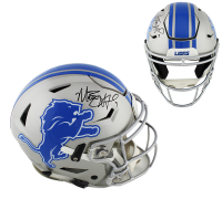 Matthew Stafford Signed Detroit Lions Full-Size Authentic On-Field SpeedFlex Helmet (Fanatics Hologram) at PristineAuction.com