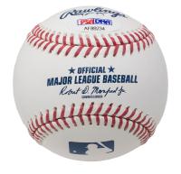 Vladimir Guerrero Jr. Signed OML Baseball (PSA COA) at PristineAuction.com