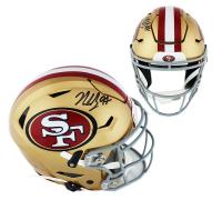 Nick Bosa Signed San Francisco 49ers Full-Size Authentic On-Field SpeedFlex Helmet (Radtke COA) at PristineAuction.com