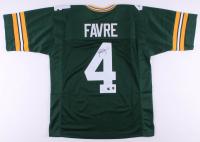 Brett Favre Signed Jersey (Tennzone COA & Favre Hologram) at PristineAuction.com