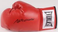Roberto Duran Signed Everlast Boxing Glove (JSA COA) at PristineAuction.com