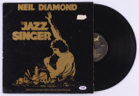 "Neil Diamond Signed ""The Jazz Singer"" Vinyl Record Album (PSA COA) at PristineAuction.com"