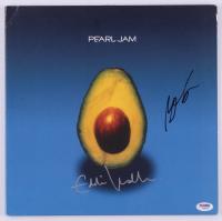 "Eddie Vedder & Matt Cameron Signed Pearl Jam ""Pearl Jam"" Vinyl Record Album (PSA Hologram) at PristineAuction.com"