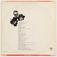 """Eric Clapton & Ginger Baker Signed Cream """"Off The Top"""" Vinyl Record Album (JSA LOA) at PristineAuction.com"""