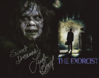 """Linda Blair Signed """"The Exorcist"""" 8x10 Photo Inscribed """"Sweet Dreams!"""" (Legends COA) at PristineAuction.com"""