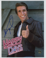 """Henry Winkler Signed """"Happy Days"""" 8x10 Photo (Legends COA) at PristineAuction.com"""