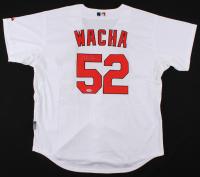 Michael Wacha Signed St. Louis Cardinals Jersey (PSA COA) at PristineAuction.com