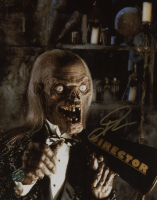 """John Kassir Signed """"Tales from the Crypt"""" 8x10 Photo (Legends COA) at PristineAuction.com"""