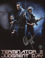 "Edward Furlong Signed ""Terminator 2: Judgment Day"" 8x10 Photo (Legends COA) at PristineAuction.com"