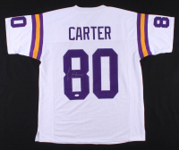 Cris Carter Signed Jersey (JSA COA) at PristineAuction.com
