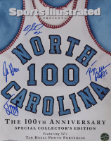 North Carolina Tar Heels 8x10 Photo Signed By (4) With Reggie Bullock, John Henson, Dexter Strickland & James Michael McAdoo (Legends COA) at PristineAuction.com