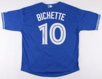 Bo Bichette Signed Toronto Blue Jays Jersey (Beckett COA) at PristineAuction.com