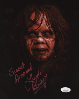 "Linda Blair Signed ""The Exorcist"" 8x10 Photo Inscribed ""Sweet Dreams!"" (JSA COA) at PristineAuction.com"