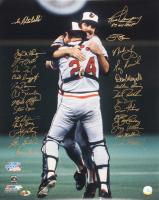 1983 Baltimore Orioles 16x20 Photo Team-Signed by (27) with Joe Altobelli, Jim Palmer, Rick Dempsey, Ken Singleton, Rich Dauer (MAB Hologram) at PristineAuction.com