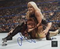 Maryse Ouellet Signed WWE 8x10 Photo (Beckett COA) at PristineAuction.com