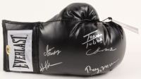 Everlast Boxing Glove Signed by (5) with Ray Mercer, Tony Tubbs, Hasim Rahman, Iran Barkley & Oliver McCall (MAB Hologram) at PristineAuction.com