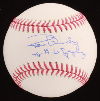 """Ron Guidry Signed OML Baseball Inscribed """"78 A.L. Cy Young"""" (JSA Hologram) at PristineAuction.com"""