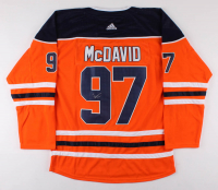 Connor McDavid Signed Edmonton Oilers Captain Jersey (JSA ALOA) at PristineAuction.com