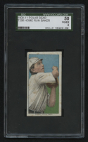 1909-11 T206 #15 Home Run Baker (SGC 4) at PristineAuction.com