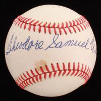 Ted Williams Signed OAL Baseball (JSA ALOA) at PristineAuction.com