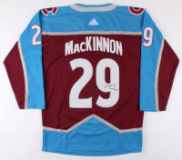 Nathan MacKinnon Signed Colorado Avalanche Jersey (JSA COA) at PristineAuction.com