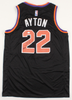 DeAndre Ayton Signed Jersey (JSA COA) at PristineAuction.com