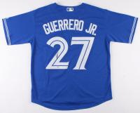Vladimir Guerrero Jr. Signed Toronto Blue Jays Jersey (PSA COA) at PristineAuction.com