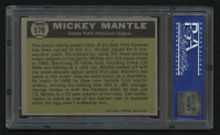 1961 Topps #578 Mickey Mantle AS (PSA 8) at PristineAuction.com