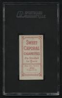 1909-11 T206 #307 Christy Mathewson / Dark Cap (SGC 4.5) at PristineAuction.com