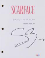 "Steven Bauer Signed ""Scarface"" Movie Script (PSA COA) at PristineAuction.com"