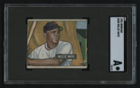 1951 Bowman #305 Willie Mays RC (SGC Authentic) at PristineAuction.com