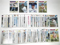 Lot of (200) 1977 Topps Baseball Cards with #635 Robin Yount, #60 Jim Rice, #54 Sandy Alomar, #638 Jim Kaat at PristineAuction.com