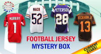 Schwartz Sports Current Football Star Signed Football Jersey Mystery Box Series 23 - (Limited to 75)(ALL PLAYERS ON 2019 ROSTERS) at PristineAuction.com