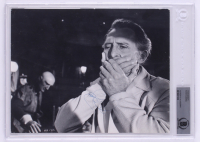"""Peter Cushing Signed """"The House That Dripped Blood"""" 8x10 Photo (BAS Encapsulated & PSA LOA) at PristineAuction.com"""