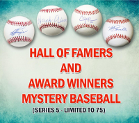 Schwartz Sports MLB Hall of Famer & Award Winner Baseball Mystery Box - Series 5 (Limited to 75) at PristineAuction.com