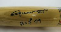 "Willie Mays Signed Rawlings Hall of Fame Logo Baseball Bat Inscribed ""HOF 79"" (PSA Hologram) at PristineAuction.com"