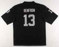 Hunter Renfrow Signed Oakland Raiders Jersey (Beckett COA) at PristineAuction.com