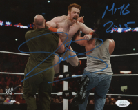 "Sheamus Signed WWE 8x10 Photo Inscribed ""MITB 2018"" (JSA COA) at PristineAuction.com"